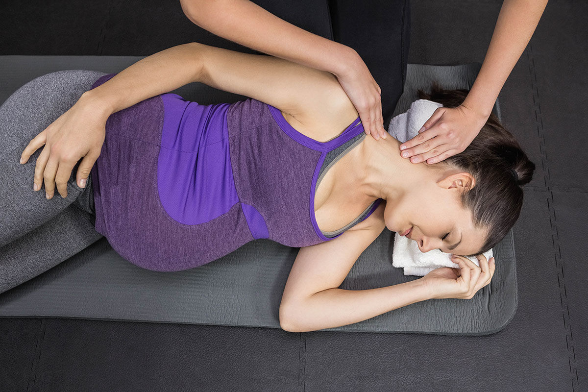 Amatsu Therapy for Pregnancy